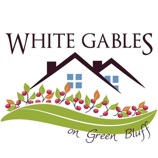 White Gables on Green Bluff